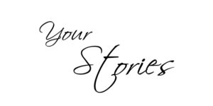 Your Stories text