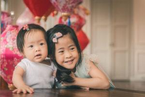 Chinese New Year CNY Family & Multi Generation Photoshoot in Photo Studio, Singapore